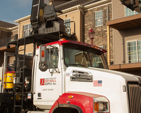 Ohio Valley Drywall Supply - A GMS Company