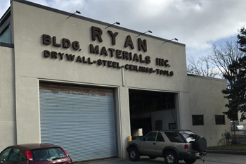 Ryan Building Materials, Inc  - A GMS Company