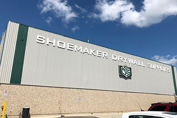 Shoemaker Drywall Supplies - Canada - A GMS company