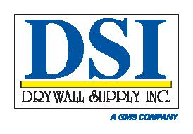 Drywall Supply, Inc  (DSI) - A GMS Company