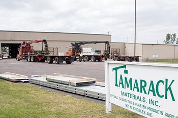 Tamarack Materials, Inc  - A GMS Company